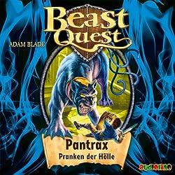 Pantrax, Pranken der Hölle (Beast Quest 24)