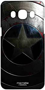 Macmerise Rusted Captains Shield Sublime Case For Samsung J5 (2016)