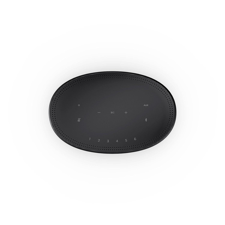 Suono Stereo con Alexa integrata Bose Home Speaker 500 Luxe Silver