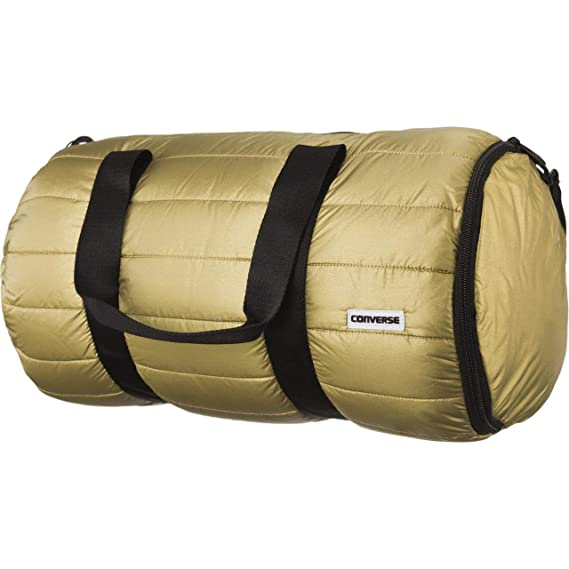 9fe74f11ee Converse Packable duffel Bag (gold)  Amazon.co.uk  Clothing