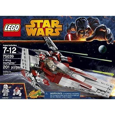 LEGO Star Wars 75039 V-Wing Starfighter: Toys & Games