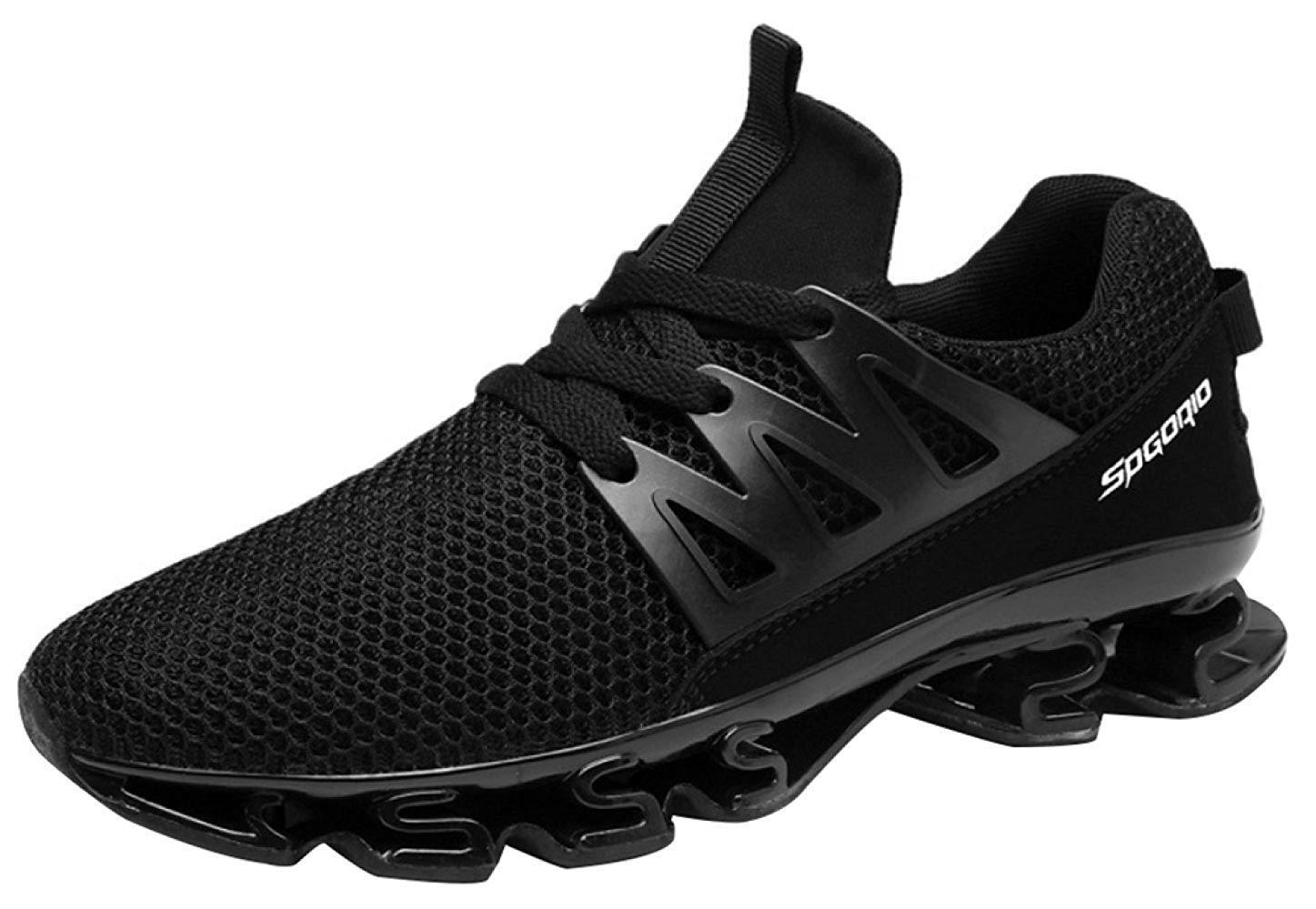 Beiläufige Gehende Turnschuhe Der Männer Beleg Auf Blatt-im Freiensport Beschuht  Laufende Schuhe (Farbe  Beschuht  13, Größe   42EU) af2d84