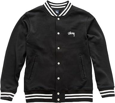 2 colors to choose. new stussy mens zipper sweatshirt jacket