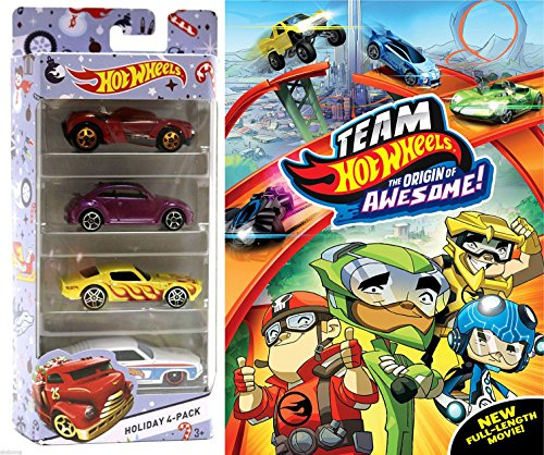 Team Hot Wheels The Origin Of Awesome Matt Danner: Only 3 Left At -60