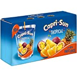 Capri-Sun Juice Drink Tropical, 10 x 200 ml