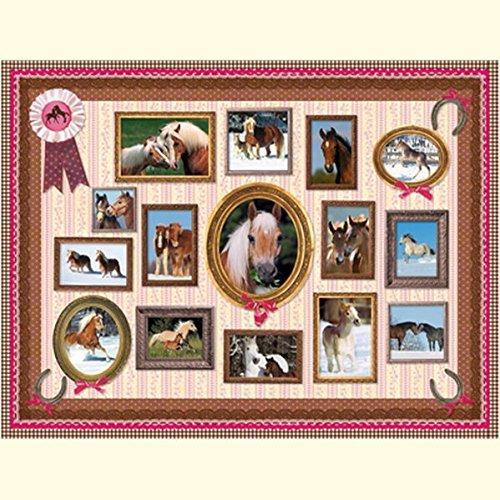 Pferde-Galerie (Adventskalender)