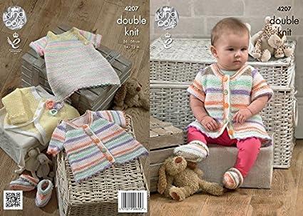 90459c6a873b3f Amazon.com  King Cole Baby Dress