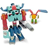 パイプロイド(PIPEROID) ドリル&リピート 2-in-1 紙工作 ロボット キット