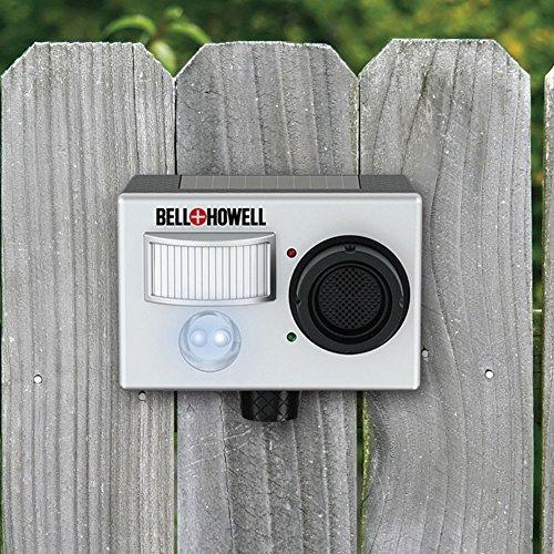 Bell Howell Solar Animal Repeller