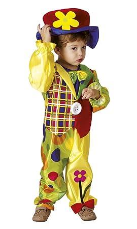 Boland 82256 Disfraz Para Niños Cookie payaso, 104: Amazon.es ...