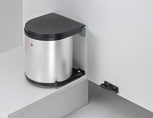 Wesco Built-In Waste Bin / Bin Lid Lifts When Cabinet Door Swings ...