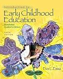 Bundle: Introduction to Early Childhood Education, 6th + WebTutor(TM) ToolBox for Blackboard Printed Access Card, Eva L. Essa, 0538458585