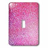 3dRose (lsp_252119_1) Single Toggle Switch (1) Luxury Diamond Glitter Sparkly