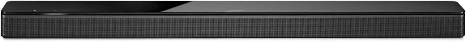 Bose Soundbar 700, Smart Speaker with Virtual Surround Sound, Bluetooth, Wi-Fi and Airplay 2 connectivity - Black