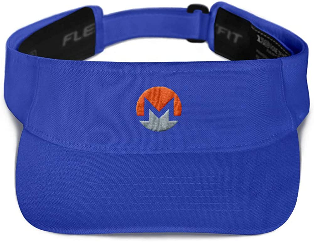 Crypto Currency Trader Gift JJs Marketplace Monero Logo Dad Hat Cryptocurrency Merch Baseball Cap