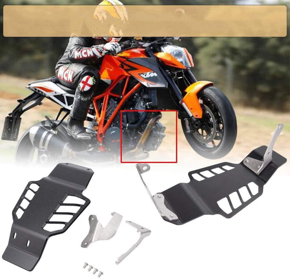 Xx Ecommerce Motorschutzabdeckung Für Motorräder Aluminium Schwarz Für 1290 Super Duke Modelle Auto