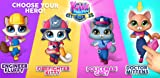 Kitty Meow Meow City Heroes - The Brave and the Fluffy! Cats to the Rescue!