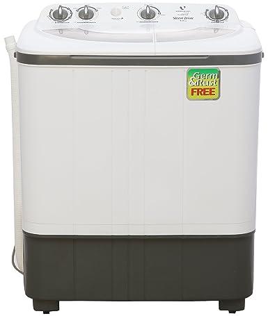 videocon vs60a12 top loading washing machine 6 kg white and grey rh amazon in Washing Machine Parts Center Best Top Load Washing Machine