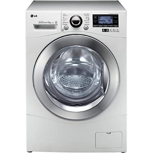 LG F24962WH Independiente Carga frontal 12kg 1400RPM A+++ Blanco ...