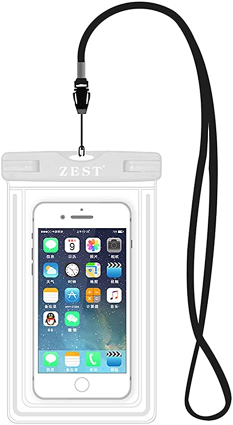 Universal funda resistente al agua, resistente al agua Teléfono móvil para Apple Iphone 7 y todos