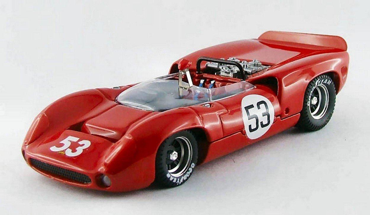 ventas en linea Best Best Best BT9512 Lola T70 Spyder N.53 Laguna Seca 1966 H.DIBLEY 1:43 Die Cast Model  Felices compras