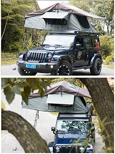 Tienda de campaña, automática, para techo de coche, color verde, tamaño 310*170*130cm: Amazon.es: Deportes y aire libre