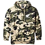 Factory Effex Hooded Sweatshirt (Camo, XX-Large) 4