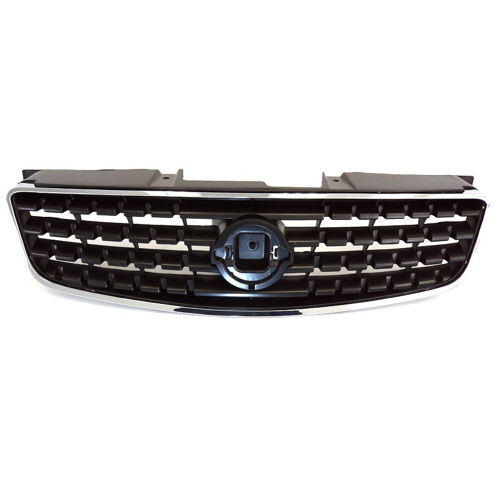 Partslink Number NI1200225 Sherman Replacement Part Compatible with Nissan Datsun Altima Grille Assembly