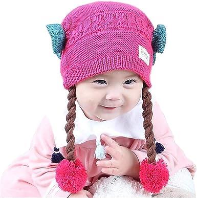 Cute Cotton Beanie Hat Cap For Baby Kids Toddler Kids Boys Girls Hot