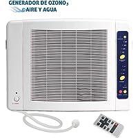 Generador de Ozono Doméstico de Aire y Agua