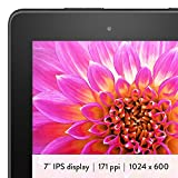 "Fire Tablet, 7"" Display, Wi-Fi, 8 GB (Black) - Includes Special Offers Bild 3"