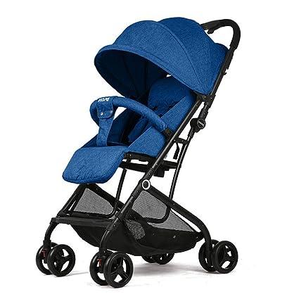 YAN - Carrito de bebé con Sistema de Seguridad de 5 Puntos ...
