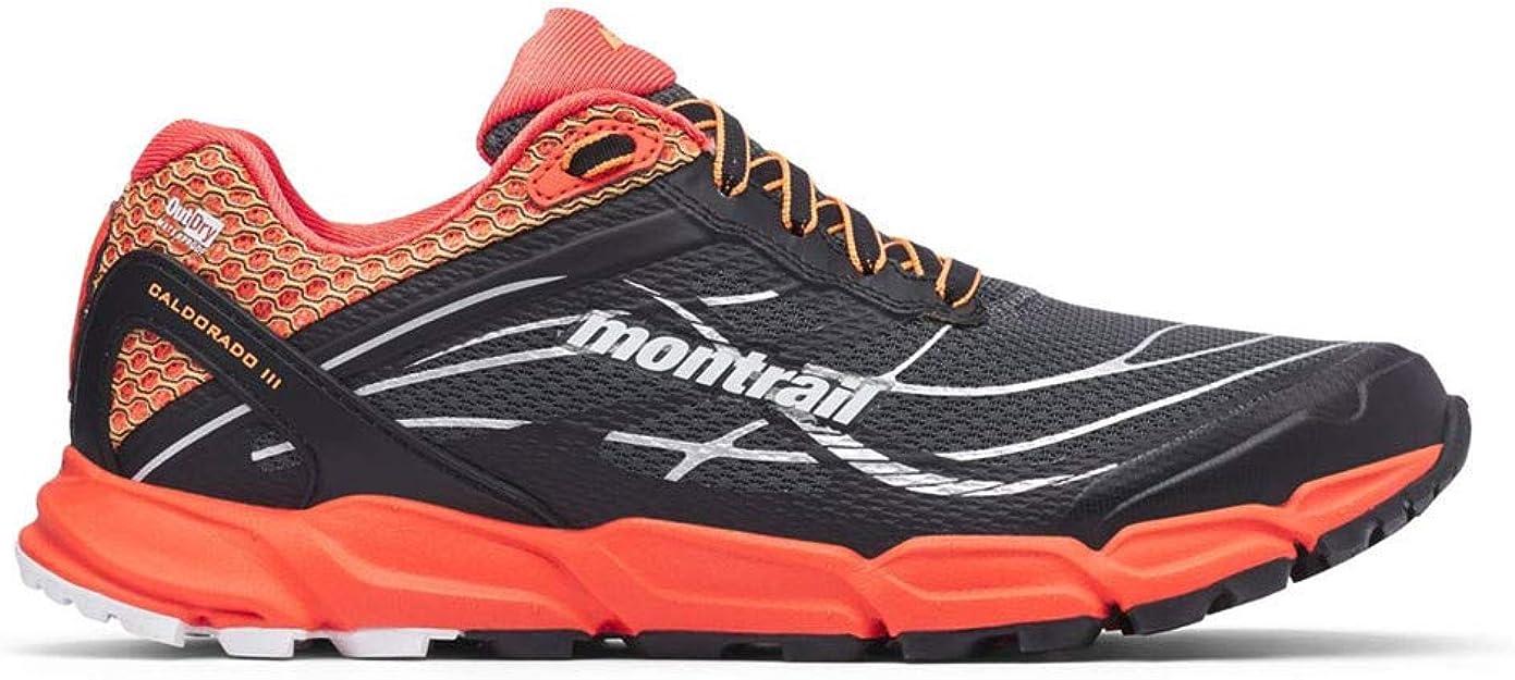 Columbia Caldorado III Outdry, Zapatilla de Trail Running para Mujer: Amazon.es: Zapatos y complementos