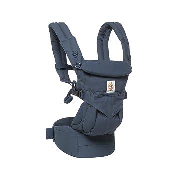 Ergobaby Omni 360 Baby Carrier Midnight Blue Amazon Co Uk Baby