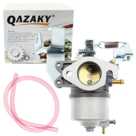 QAZAKY Carburetor Replacement for Yamaha Golf Cart Gas Car G2 - G5 G8 G9  G11 4-Cycle Stroke Engine 1985-1995 Carb J38-14101-00 J38-14101-01