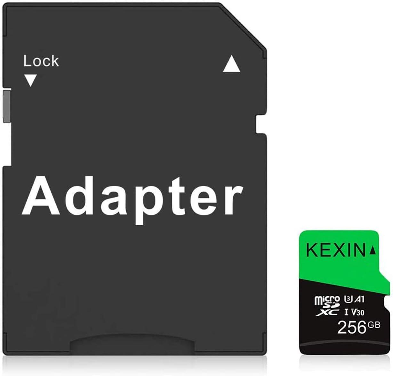 Kexin Micro Sd Karte 256gb Uhs 3 Microsdxc Computer Zubehör