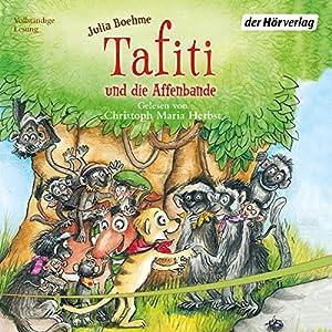 Tafiti und die Affenbande (Tafiti 6) Hörbuch