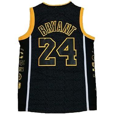1c885a04855a FGHSFRT Men s Kobe Jersey Los Angeles 24 Jerseys Retro Basketball Jersey(S -XXL)