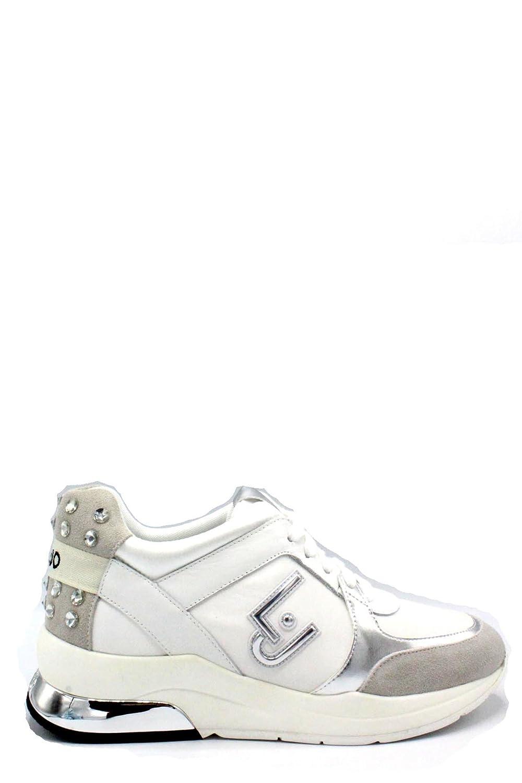 Liu Jo B18021 Turnschuhe Damen Weiß 35