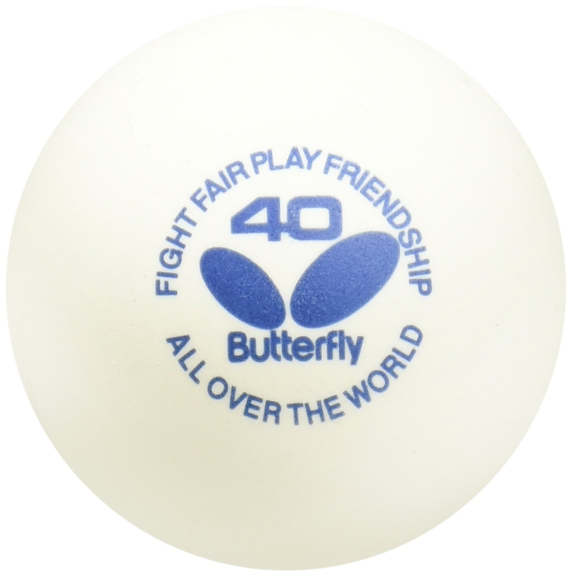 Butterfly Standard Training Ball Bucket