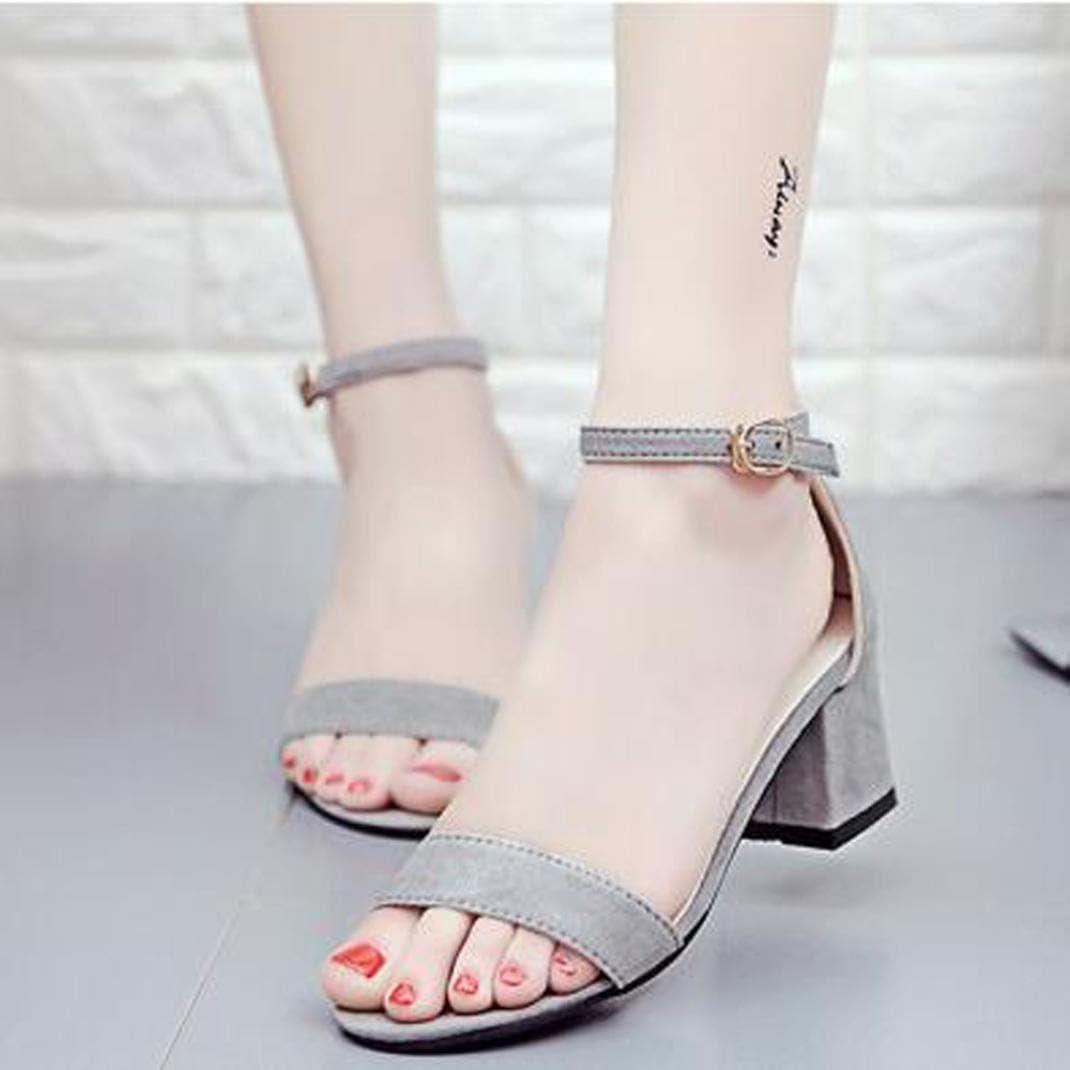 Women Heel Summer Sandals Amiley Sandals Slippers flip-Flop for Women