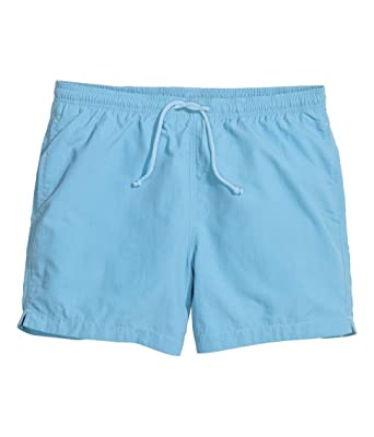 4aef20f6b8b46c Amazon.com: Mens Ex H&M Summer Beach Bottoms Swimming Shorts Activewear  Surf Board: Clothing
