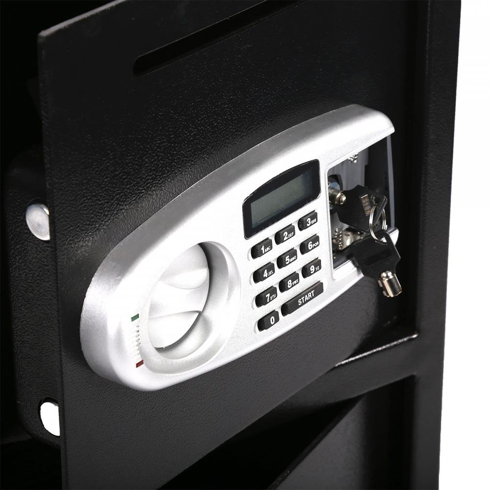 FDW Double Door Cash Office Security Lock Digital Safe Depository Drop Box by FDW (Image #3)