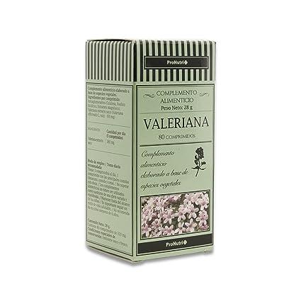 PRONUTRI - PRONUTRI Valeriana 80 comprimidos
