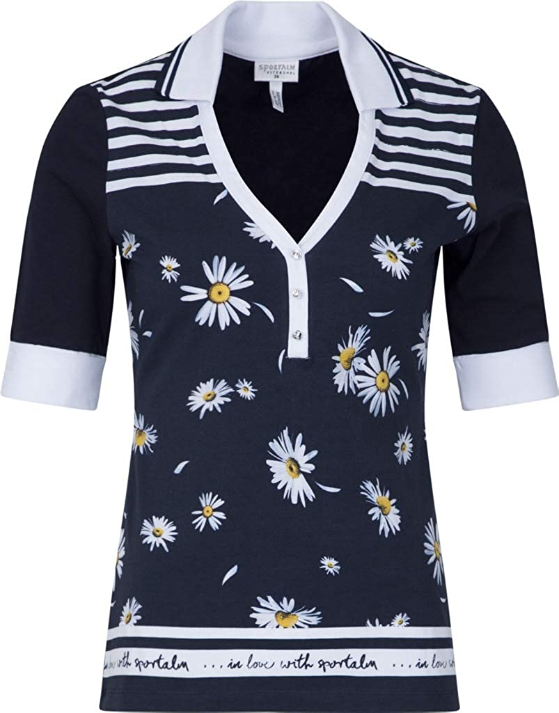 Super Rabatt üppiges Design verkauft Sportalm Damen Poloshirt Tibus: Amazon.de: Bekleidung