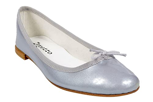 3f6be7efd Repetto Women s Ballet Flats Grey Size  4.5 UK  Amazon.co.uk  Shoes ...