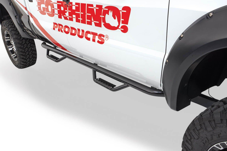 Amazon com go rhino d24041b dominator d2 series sidesteps automotive
