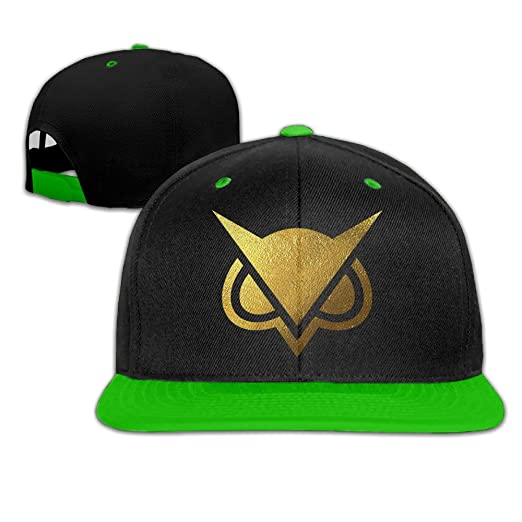 amazon com ogbcom vanoss gaming logo snapback adjustable hip hop