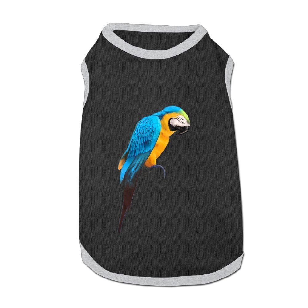 Agilitynoun Dog T-Shirt Clothes Parrot Doggy Puppy Tank Top Pet Cat Coats Outfit Jumpsuit Hoodie