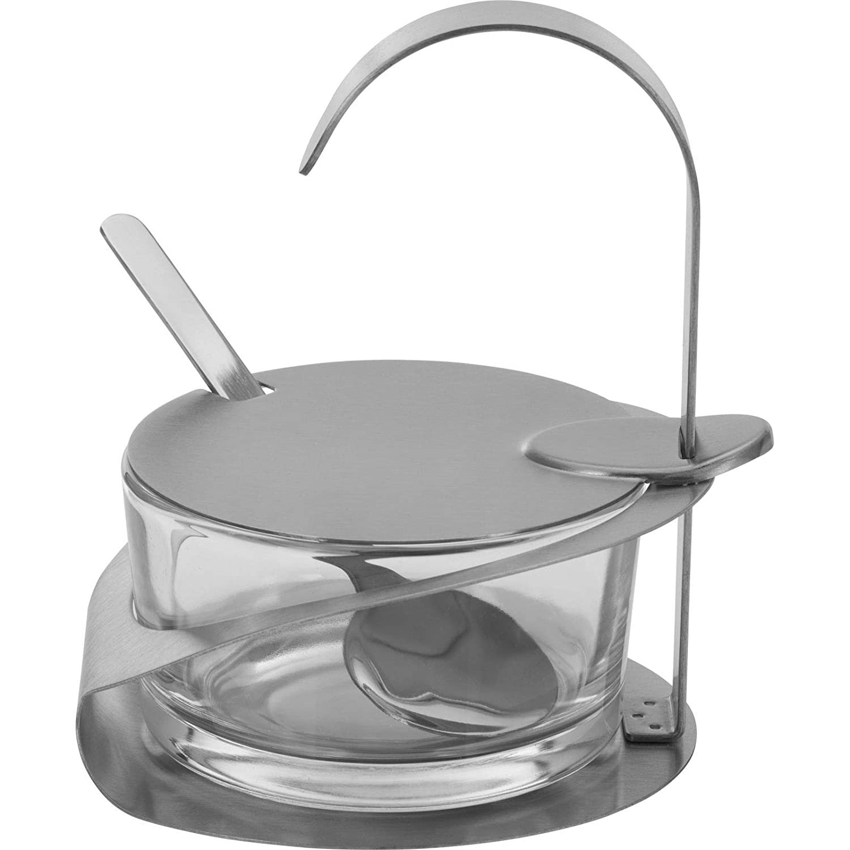 Westmark 65112260 Parmesan-//Sugar Pot Wien 150 mL//5 oz capacity Glass